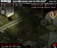 AMC The Walking Dead Social Game on Facebook8