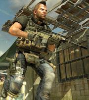 Soap Modern Warfare 2 Favela