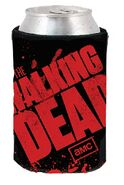 Walking Dead Logo Koozie