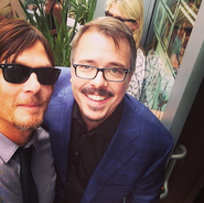 Reedus and Gilligan