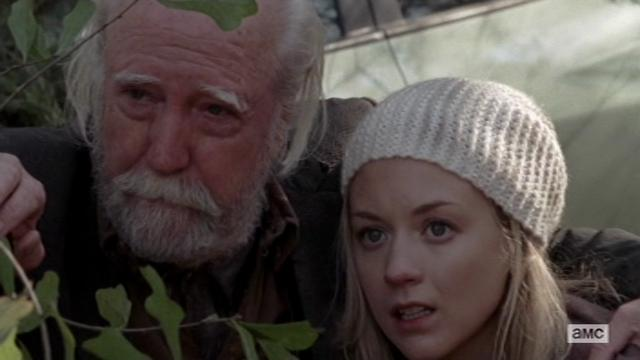 File:Hershel and Beth in the woods.JPG