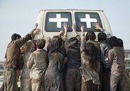 AMC 506 Walkers Surround Van