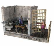 Upper Prison Cells (The Walking Dead TV) McFarlane Building Set