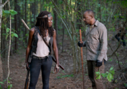 AMC 601 Michonne Morgan Woods