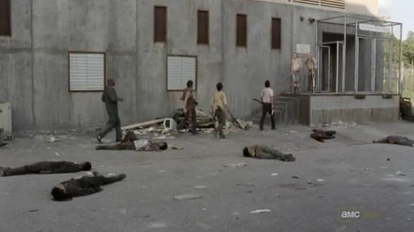 File:Group looking at Beth and Hershel.JPG