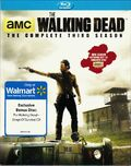 THE WALKING DEAD- THE COMPLETE THIRD SEASON WALMART BLURAY