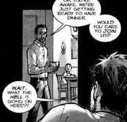 Duane and Morgan Jones and Rick Grimes Comic, 1
