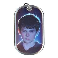 The Walking Dead - Dog Tag (Season 2) - CARL GRIMES 2 (Foil Version)