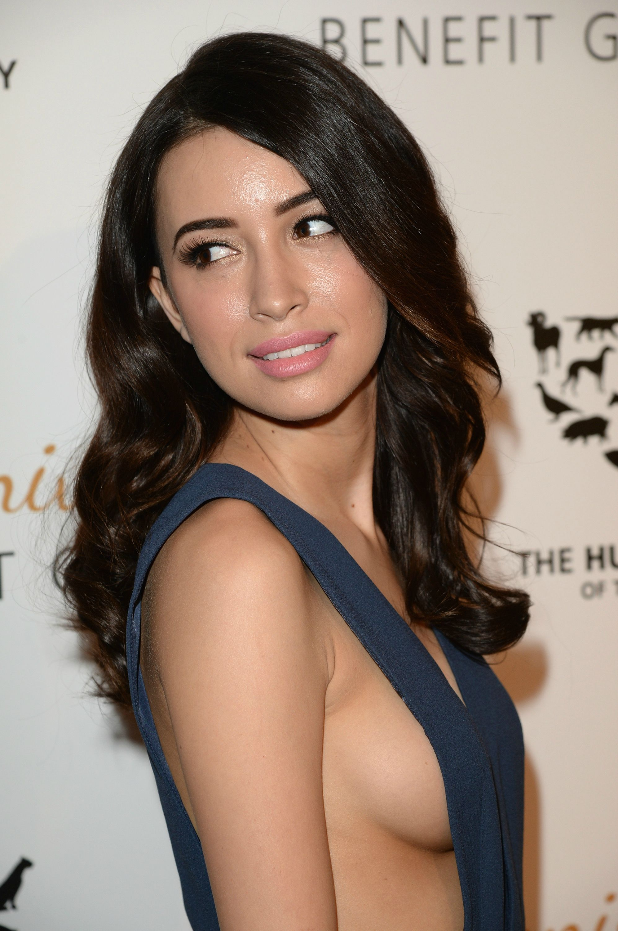 Christian serratos sexy ass and boobs about will