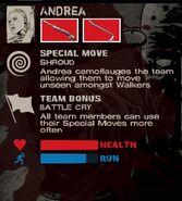 Andrea (Assault) profile