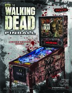 The Walking Dead Pinball Machine (Limited Edition) 16