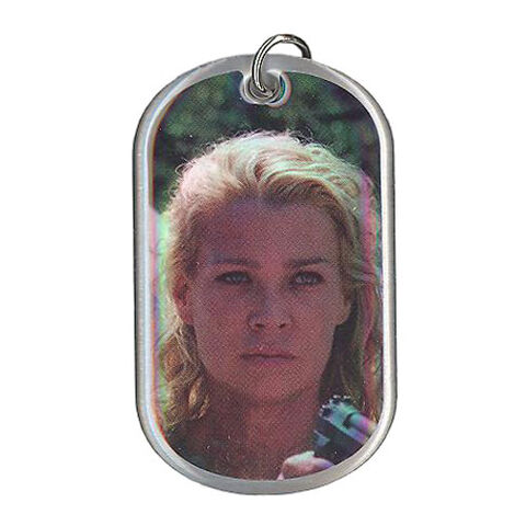 File:The Walking Dead - Dog Tag (Season 2) - ANDREA 1 (Foil Version).jpg