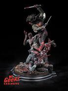 Michonne Statue 3
