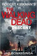 TWD Descent Paperback Cover