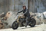 AMC 601 Daryl Motorbike
