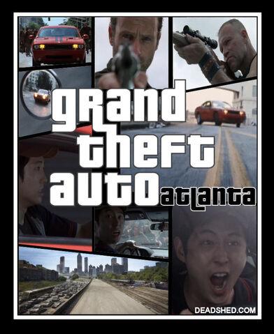 File:The Walking Dead Season 1 Meme GTA Atlanta Glenn DeadShed.jpg