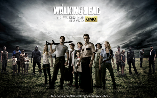 File:The walking dead render season 1 fan poster by twdmeuvicio-d7gesr3.png