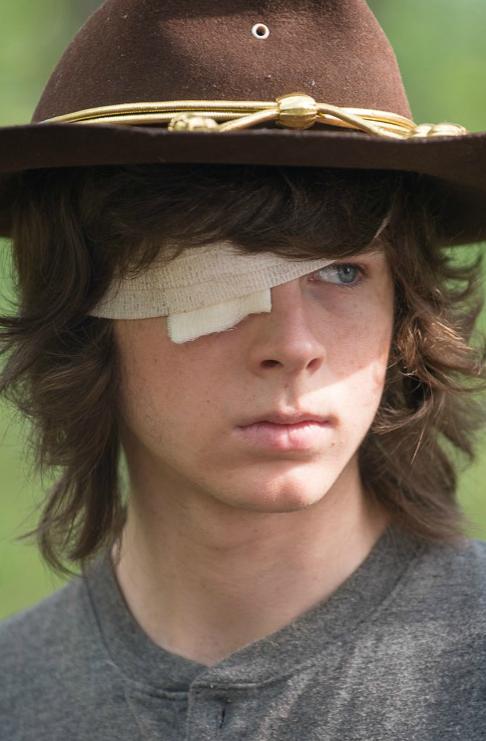 [Abandonné] Carl Walking dead /!\Mini Spoil S06/!\ Latest?cb=20160222194539