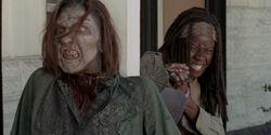 Sorrow Michonne Walker
