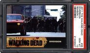 Trading Cards Season One - 35 Diversion