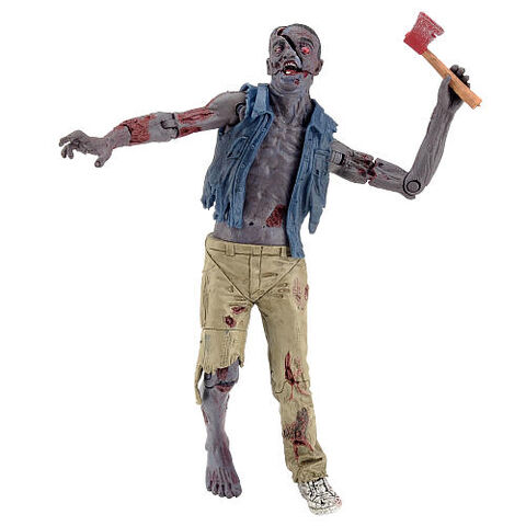 File:The Walking Dead Comic Series 1 5-inch Action Figure - Zombie Roamer.jpg