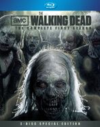 TWD Special Edition BluRay