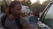 5x09 Rick Clearing Out