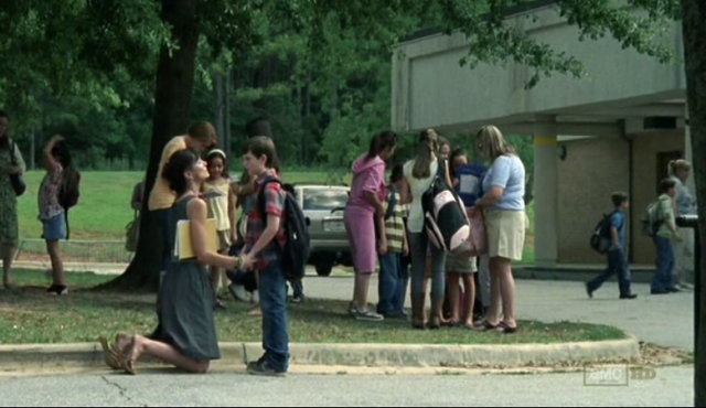 File:Lori Grimes & Carl Grimes (TV) 1.png