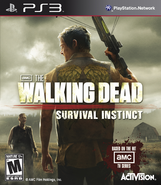 TWD SI PS3 Cover