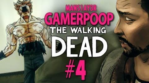Gamer Poop The Walking Dead ( 4)