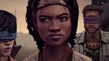 The Walking Dead Michonne - Behind the Scenes Trailer