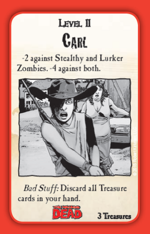 File:Munchkin Zombies- The Walking Dead Carl.png