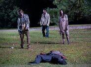 Zombies en la ruta