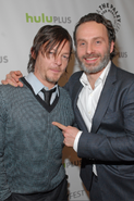 Paleyfest Norman and Andrew