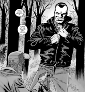 Issue 153 - Negan & Brandon (1)