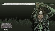 Michonne Katana 2
