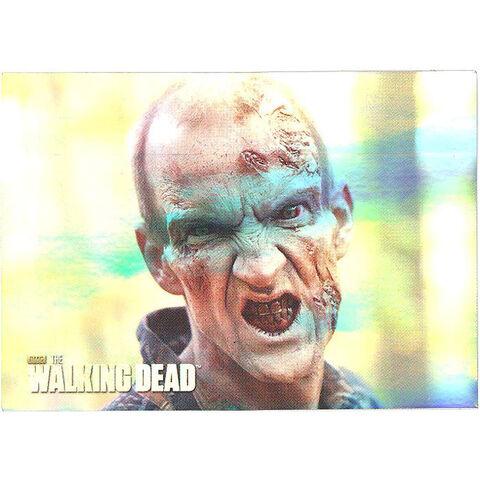 File:The Walking Dead - Sticker (Season 2) - S14 (Foil Version).jpg