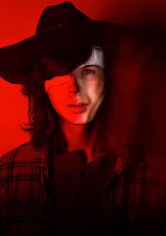 File:The-walking-dead-season-7-carl-riggs-red-portrait-658.jpg