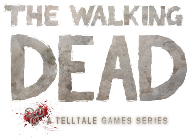 File:Telltale's The Walking Dead logo.png