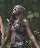 AMC 510 Michonne Rain