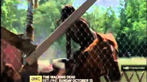 The Walking Dead Season 4 Sneak Peek (HD)