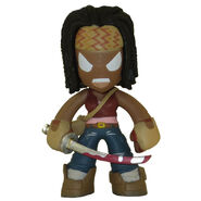 Angry Michonne (Mistery Minis)