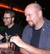 Tony Moore and Jason Aaron