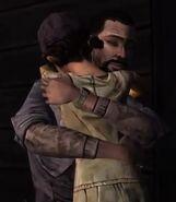 Clementine Lee Hugging