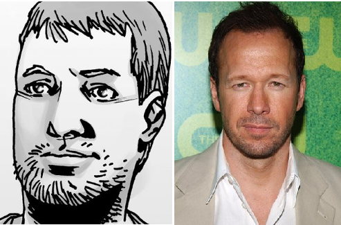 Donnie wahlberg as spencer