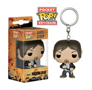 Pocket Pop! Keychain - The Walking Dead - Daryl Dixon