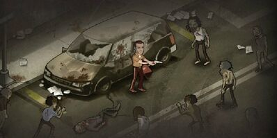 Social Game Zombies