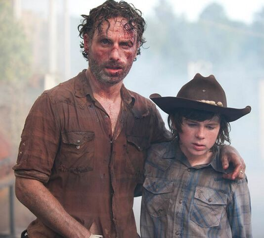 File:Rick and carl.jpg