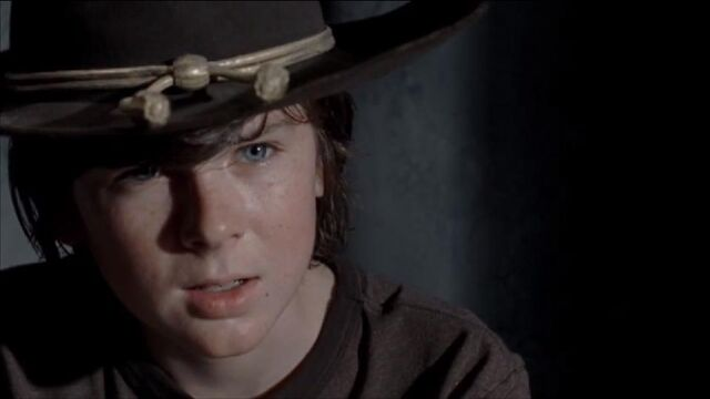 File:Carl close up of talking with Beth Deleted Scene.JPG