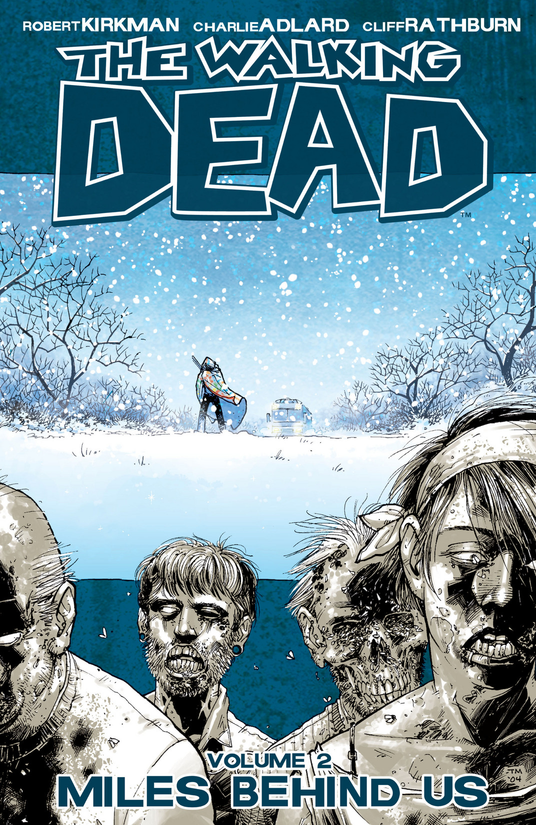 Image result for the walking dead volume 2